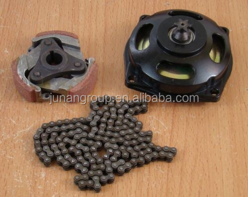 Gear Box Drum Clutch Pad kit 47cc 49cc Pocket Rocket Dirt Bike Mini ATV