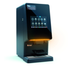 Sapoe automatic dynamic touch screen commercial grinding expresso bean to cup coffee machine