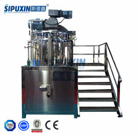 SPX 1 ton essential oil soap making machine, hotel saop making machine