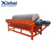 Permanent Fine Ore Dry Drum Magnetic Separator Machine , Mineral Equipment