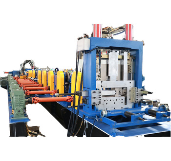 2019 China high quality automatic changing purline roll forming machine for construction