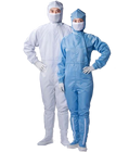 Antistatic Slant Open Uniform Clothing