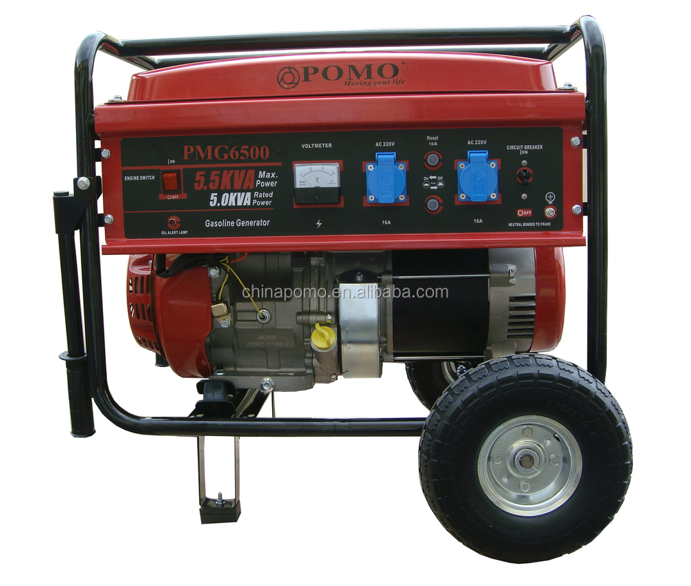 Chinese hot sale 5kw permanent magnet generators for sale for Generator motor for sale