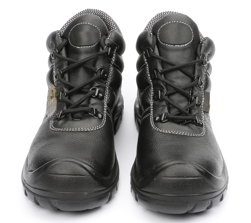 Importers Pu Outsole Woodland Safety Shoes Price In India Buy Cut Engineer Boots Iron Hiking Leather Black