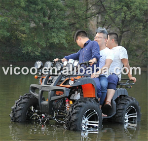 China Cheap Adult Quad Bike Automatic Atv 250cc 4x4