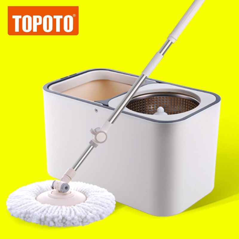 TOPOTO Modedesign Super Spinning Magic Mop 360