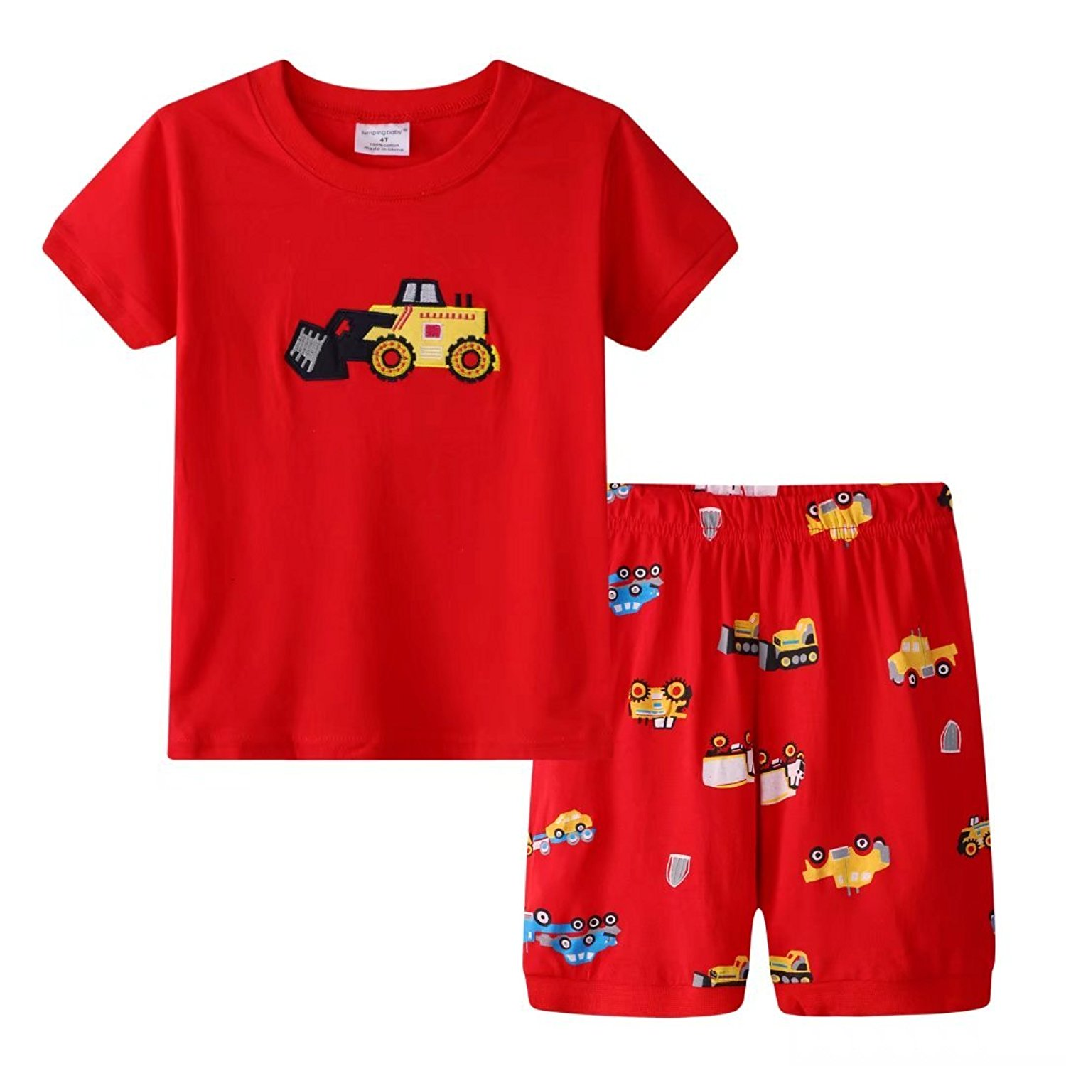0aa25fa47 Cheap Boys Short Pajama Sets