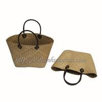 Vietnam seagrass handbags