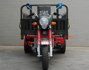 150cc 200cc 250cc close cabin cargo tricycle /closed Tricycle/ three wheel motorcycle XL300ZH-F