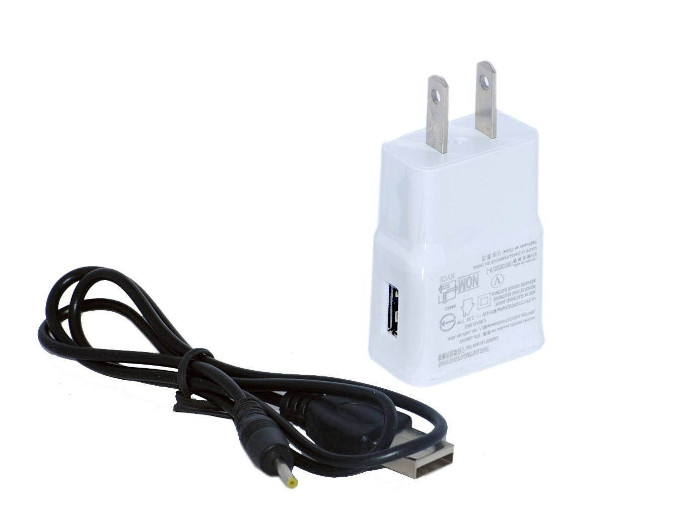 USB Cord for Toshiba Encore mini WT7 C 16 Tablet 2A AC//DC Power Charger Adapter