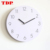 Modern Design Acrylic Wall Clock Living Room Office Home Decorations Acrylic Wall Clock