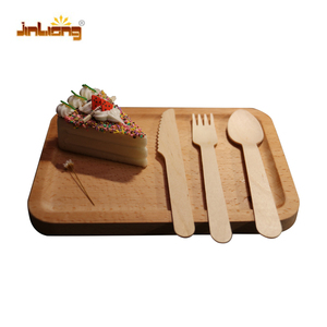 High Quality Wooden Spoon And Fork