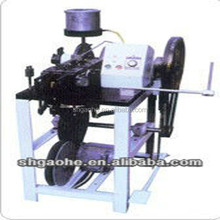 Double Pole Shoes Lace Tipping Machine Machine