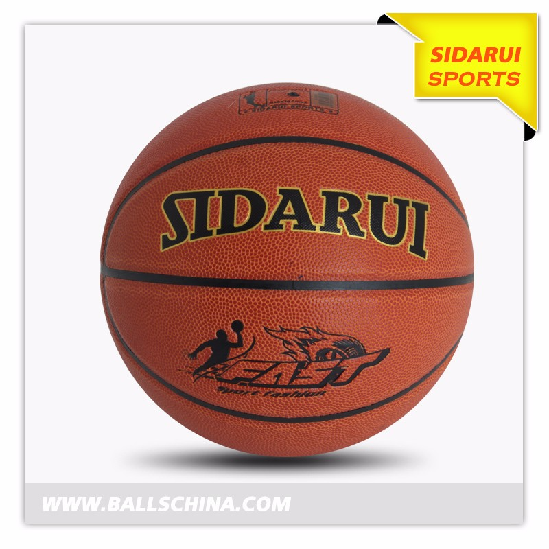 High quality 3 LBS Weighted Heavy Basketball for Training