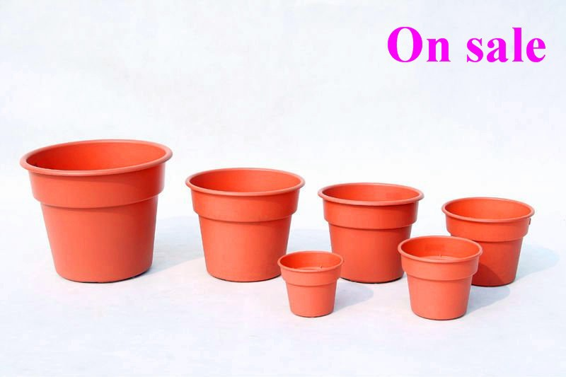 Vasetti plastica per piante for Vasi in terracotta on line