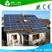 Solar cell 300W Best price high efficiency monocrystalline PV solar panel price