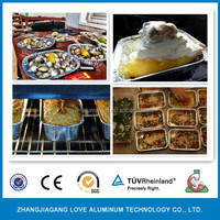 Best-selling High Quality Food Grade Cake Plate/Aluminum Foil Ice Cream /Cake/Muffin/Egg Tart Tray Ice Cream Plate