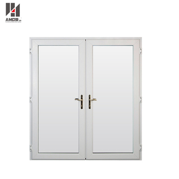 Upvc Exterior Double Glazed Soundproof French Doors Buy Upvc