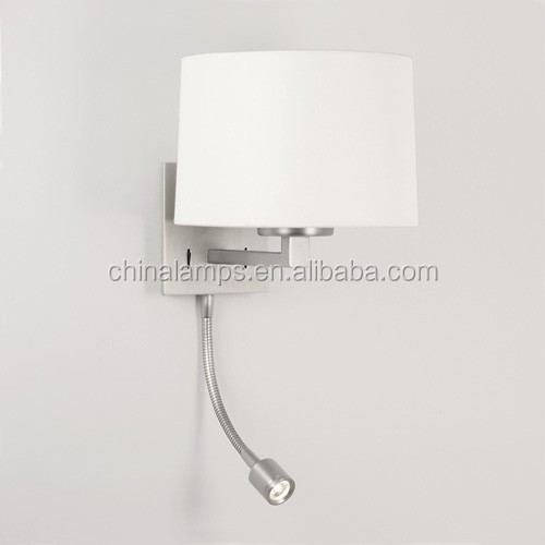 Antique Furniture Style Hotel Lamp With Plug Adjustable Bed Led ...