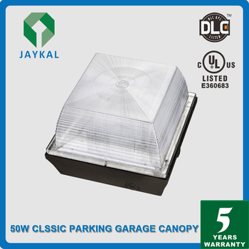 Aluminum Housing Pc Cover Led Canopy Light Gas Station Lights ...