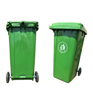 Eco-friendly different types big volume of 240 liter plastic dustbin manufacturers