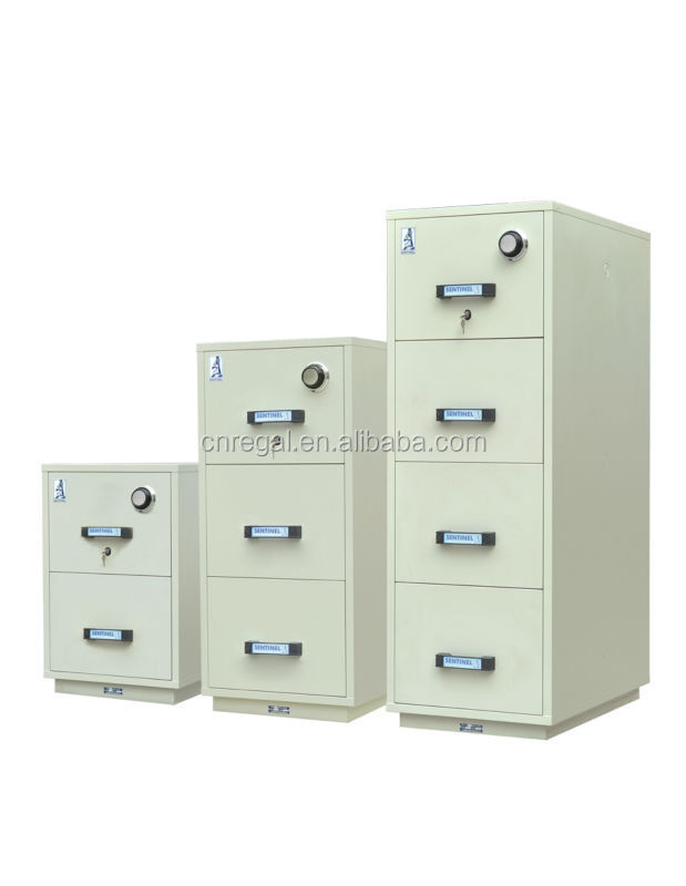 OFFICE FURNITURE FOR SAFE STORAGE FILING CABINET,UL 2 HOUR FIRE RESISTANCE  CABINET Pictures
