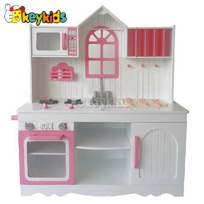 2016 juguete de cocina de madera para beb al por mayor for Cocina ninos juguete