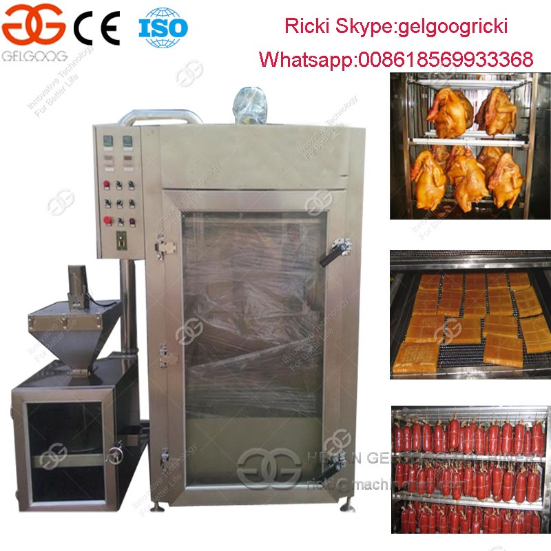 Fish Smoking Machine Sausage Smoke Machine Dried Fish And
