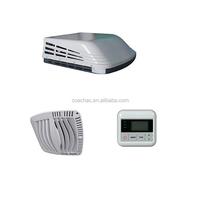 DC12/24V van roof mounted air conditioner/220v air cooling system for minivan caravans