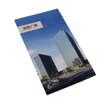 , Brochure, poster, flyer, carta, stampa del catalogo azienda in cina