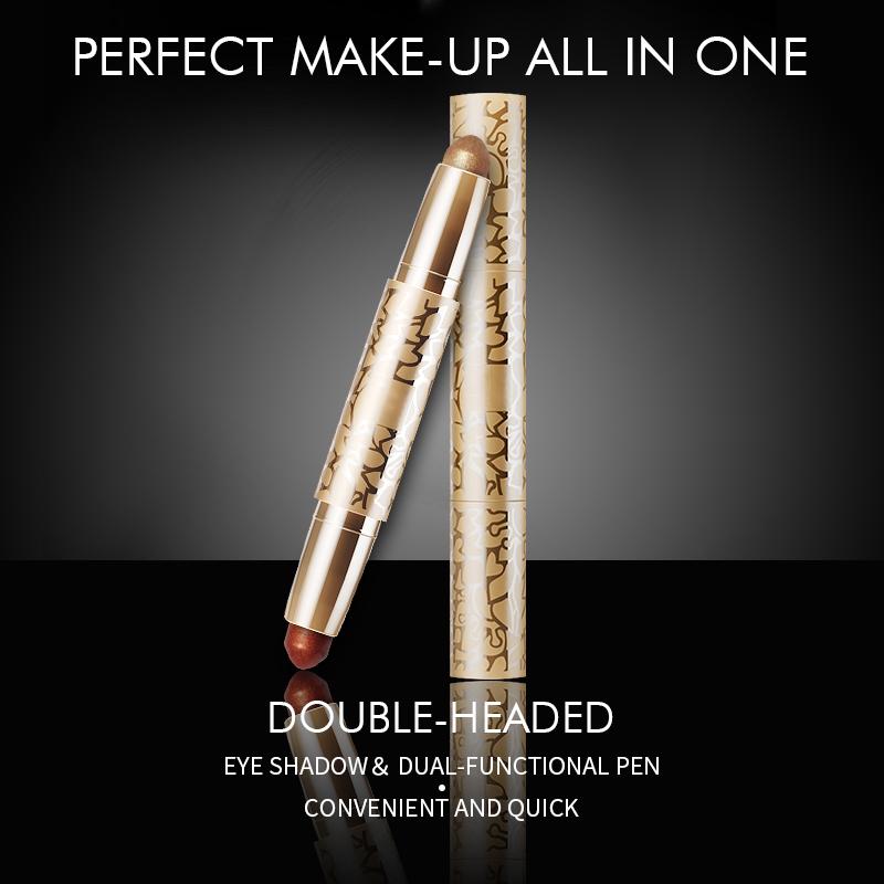 Eye Shadow Contour Pen Make Up Pencil Illuminating Makeup Eyeshadow Stick