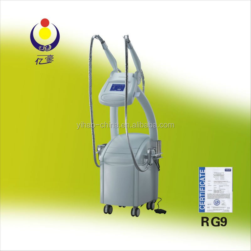RG9 ultrasonic cavitation vacuum massage (the company looking for distributors)