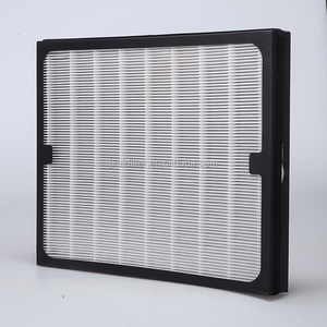 Attractive Design Hepa Fiberglass Paper Conditioning Filters Activated Carbon Odor Anti Corrosion Air Filter