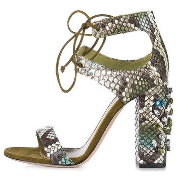 49c7f799d806d0 Italian Fashion Women Shoes Summer Diamond Sandals 2017 New Design ...
