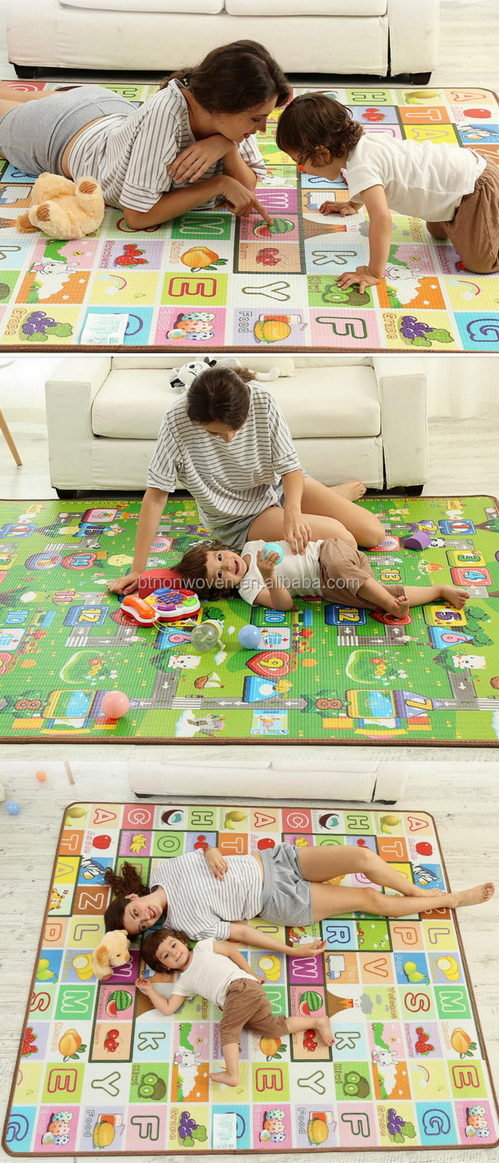 non toxic and water proof EPE foam baby mat_Nantong Best-Today