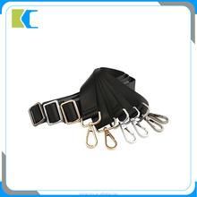 High Quality Nylon Webbing Strap Luggage Belt Bag Strap with Plastic Pad