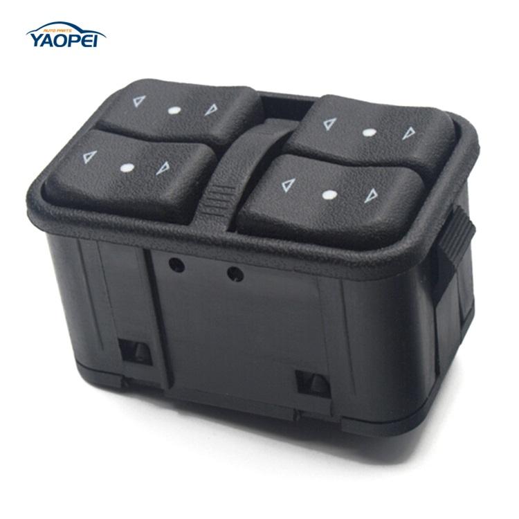 Vauxhall Astra G Corsa C Zafira Meriva A 4-WAY Window Control Switch GM 13363401