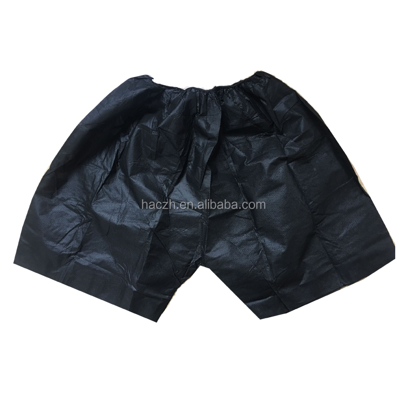 Black mens underwear boxer shorts custom for UAE market