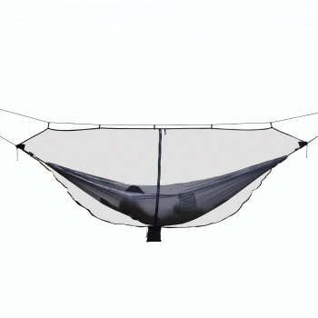 Outdoor Camping Tent Hanging Sleeping Bed With Mosquito Net Nylon Hammock