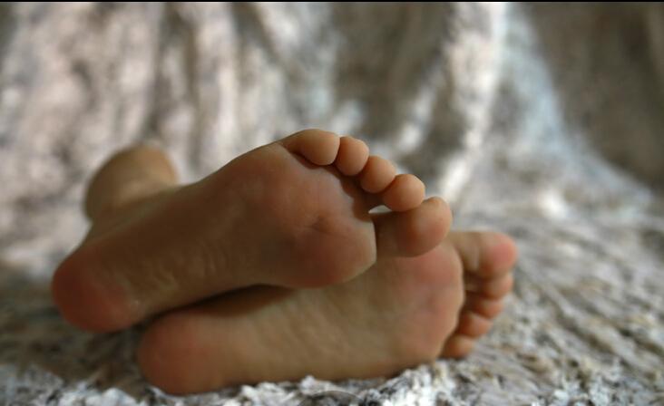 Idea interesting. Silicone feet sex toy something