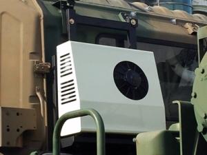 Aire acondicionado portatil r134a boyard 12v compressor for Aire acondicionado autocaravana 12v