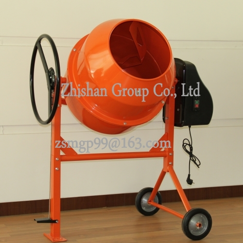 CM180L (CM50-CM800) Electric Small Cement Concrete Mixer