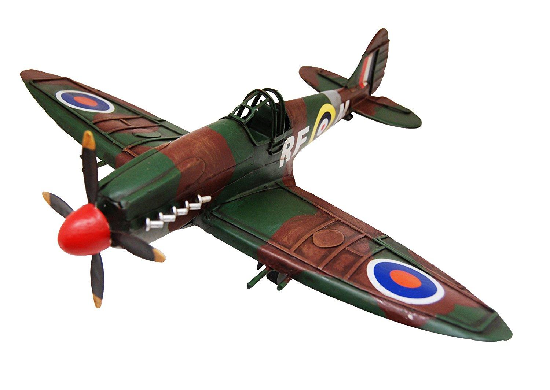 Pretty Valley Home - 1940 SUPERMARINE SPITFIRE - BRITISH SINGLE-SEAT FIGHTER AIRCRAFT