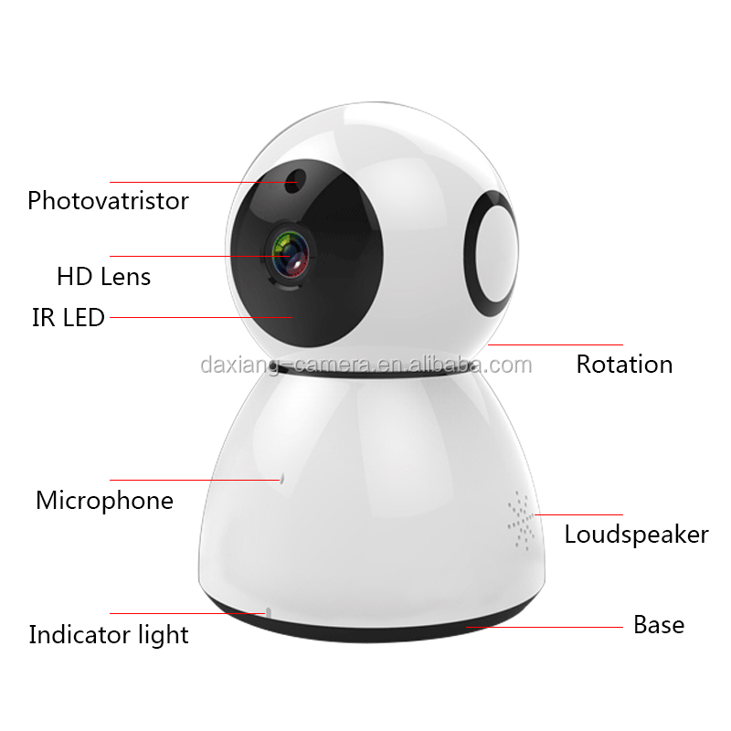 XINHAO hd wifi camera1080P smart home camera cloud opslag camera