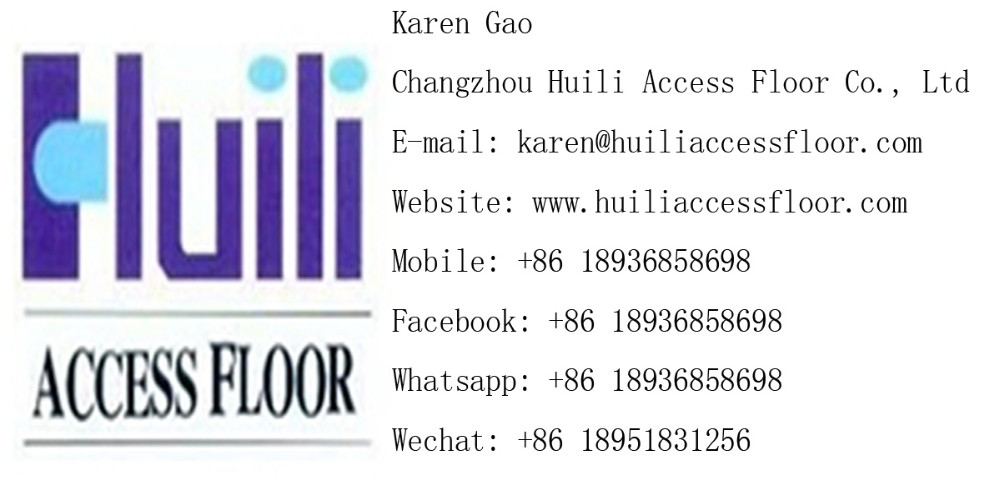 Steel Bare Raised Access Floor For Commercial Building Buy Huili - What is access flooring