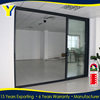 YY windows AS2047 sliding door polycarbonate sliding doors for bathrooms imported