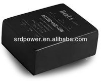 120v to 24v single(dual) output with XW power module high power dc dc converter