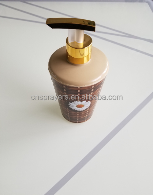 Factory Direct Sale Plastic Dispenser Lotion Pump 24mm 28mm for shampoo