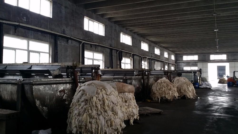 Calidad y de piel de oveja alfombras de oraci n alfombras - Pieles de oveja ...