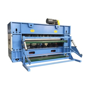 changshu miny High Quality Nonwoven Needle Punching Felt Machine For Nonwoven Making